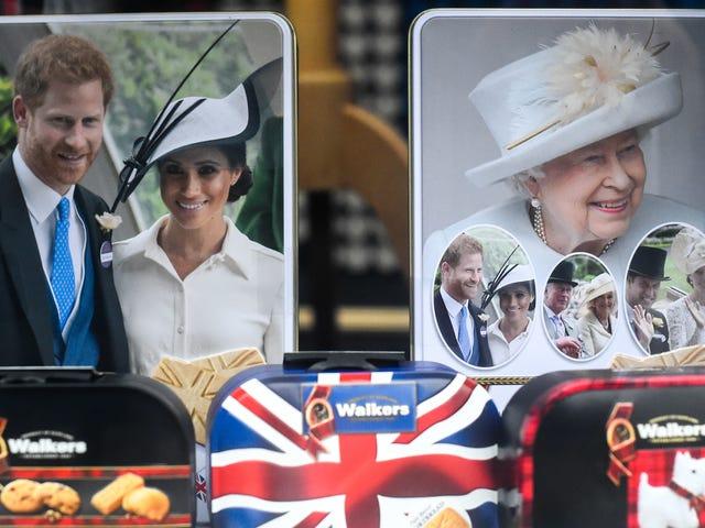 Royal Recap: Piers Morgan og Meghan's far fortsætter med at skuffe - og hvis dronningen lader dig forlade dig, efter du er tilbage, gør det en lyd?