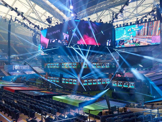 Fortnite World Cup Players Who Didn't Score Have A Sense Of Humor About It