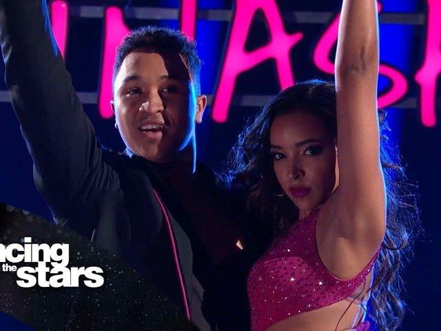 Une étoile (Tinashe) est née en Dancing with the Stars