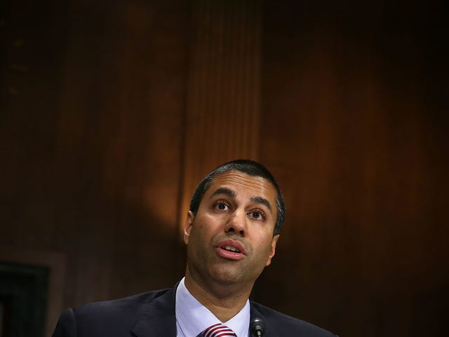 Ajit Pai Is Getting Grilled for Misleading Congress Over Imaginary Cyberattacks