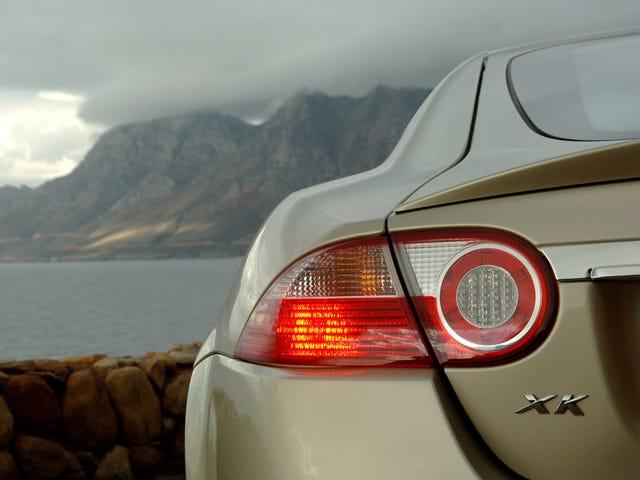 The Jaguar XK Deserved More Love Than It Got