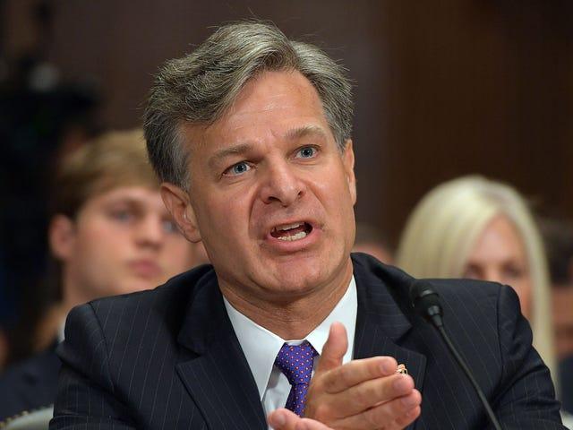 联邦调查局警告共和党的备忘录可能会破坏大规模的,不负责任的政府秘密机构的信仰 <em></em>