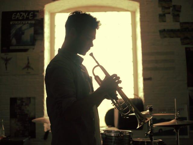 Donnie Trumpet - Zion ft. Peluanglah Rapper & Vic Mensa