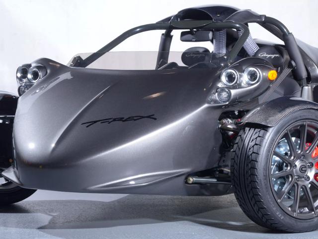 T-Rex Trois-Roues constructeur Campagna Motors fait faillite