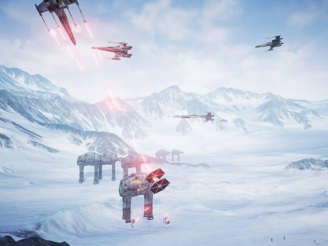 Δημιουργοί του <i>Star Wars: Battlefront 3</i> Fan Remake Πείτε ότι παίρνει ένα Steam Release