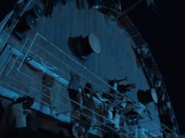 La Alucinante Historia är en riktig del av Hombre, men det är inte bara en av de stora Titanic serierna som James Cameron