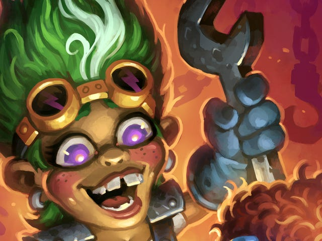 Say Hello To Hearthstone's New Most Annoying Card