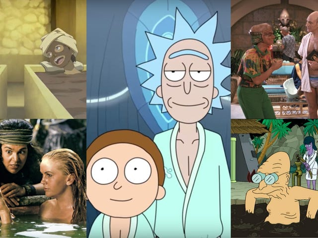 10 of TV's Best 'Spa Day' Episodes for a Little R&R