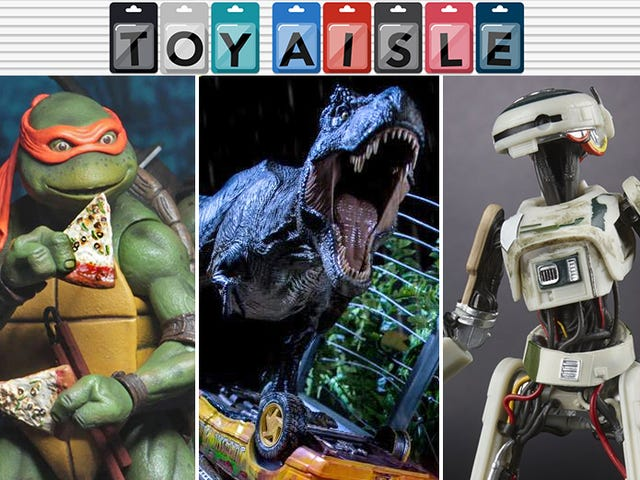 Solo's Breakout New Characters Get Action Figures, and More of the Coolest Toys of the Week