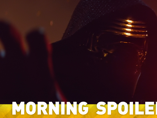 A New Toy May Have Just Revealed the Fate of a Star Wars: The Force Awakens Character