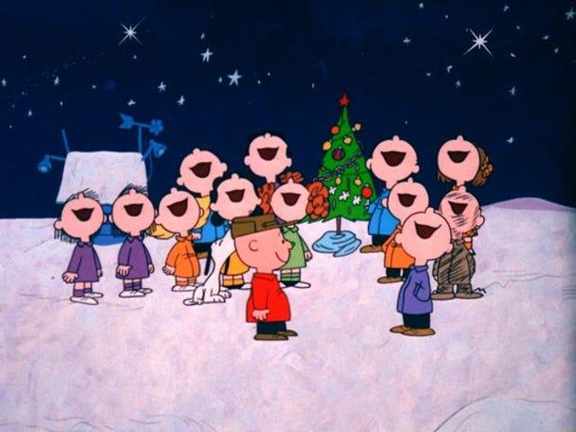 PSA: Bir Charlie Brown Noel Bu Gece Havalıyor