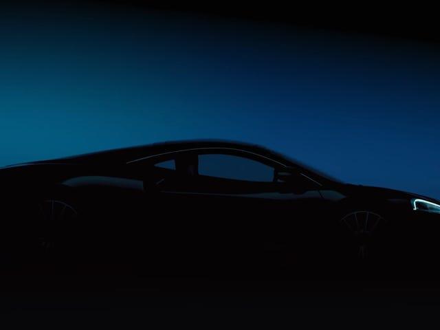 McLaren GT จะปิดตัวเป็นทางการในสัปดาห์หน้า