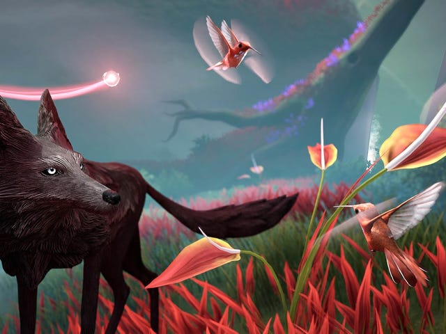 Lost Ember Lets You Play As Loads Of Animals, Like Wombats And Hummingbirds