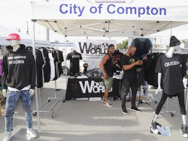 Straight Into Compton: The City With the Gangsta Rap Is L.A.'s 'Newest Housing Hotspot'