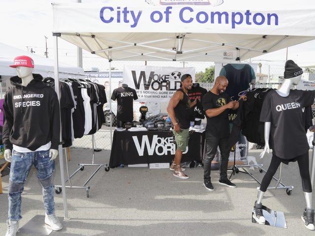 """Straight Into Compton: A cidade com o Gangsta Rap é o """"Hotspot mais novo da habitação de Los Angeles"""""""