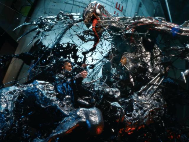 <i>Venom</i>'s Sexuality Is a Sticky, Fluid, Freudian Mess