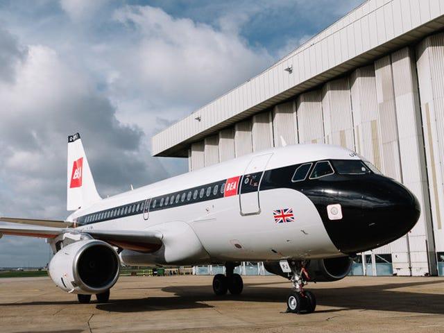 New BA Retrojet