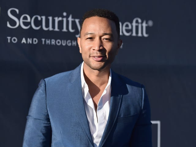 John Legend Cussing Up a Storm About Sarah Sanders Is the Soundtrack You Need Today