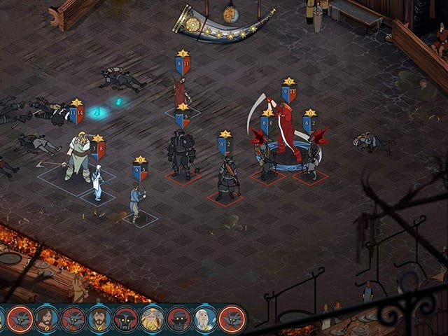 The Complete Banner Saga Trilogy Is a Great Buy at $30