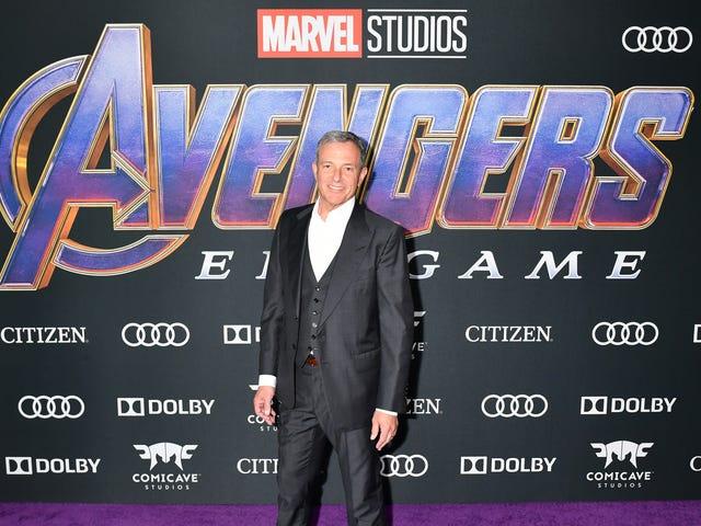 """Bob Iger responde al debate entre Marvel y los cineastas: """"Quieren quejarse, ciertamente es su derecho"""""""