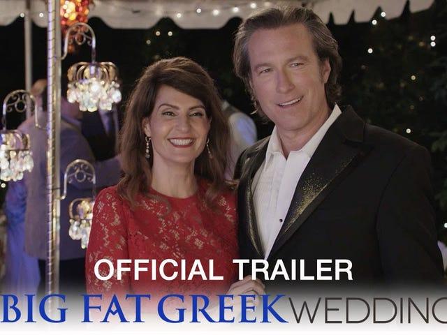 <i>My Big Fat Greek Wedding 2</i> идет: Эх, мы, вероятно, посмотрим это
