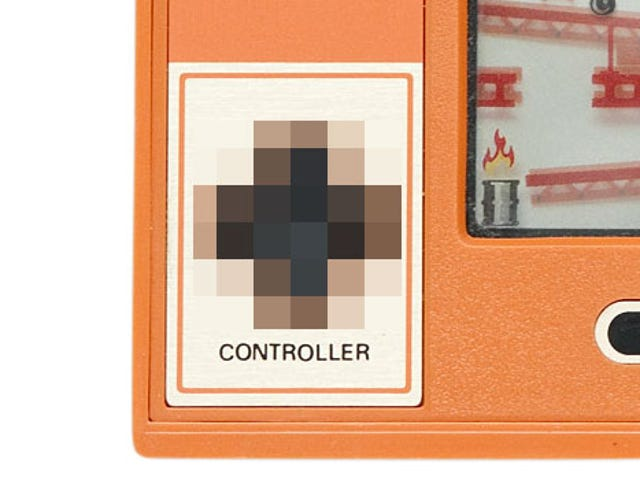 """Le """"Boob Shaped Controller"""" de Nintendo était, tristement, une panne"""