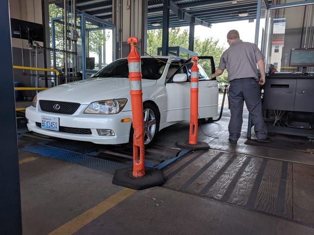 Emissions testing in WA will cease after 2019.