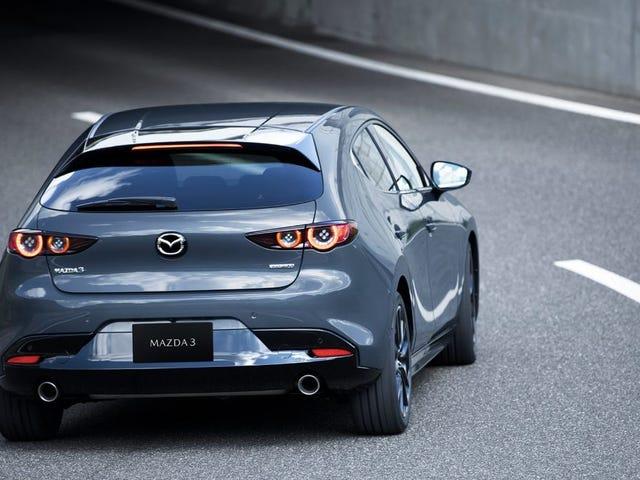 Mazda Menawarkan Rebate $ 1.500 untuk Perdagangkan Mazda 3 Lama Anda dengan yang Baru
