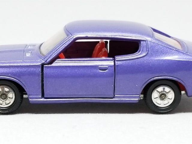 [REVIEW] Tomica Nissan Bluebird U