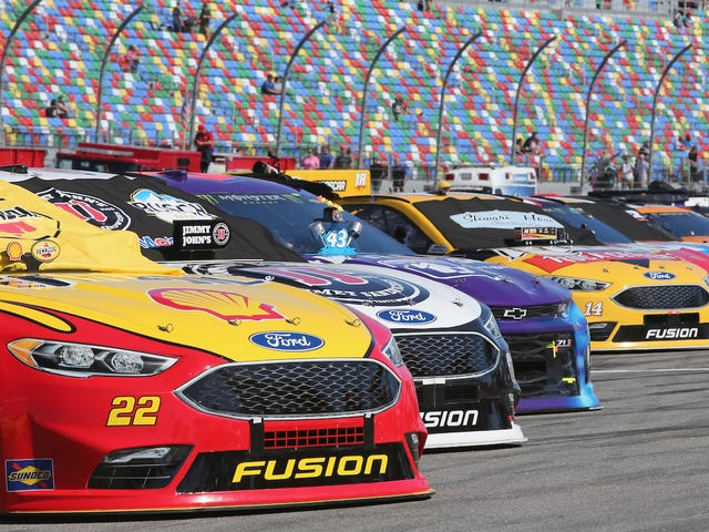 The Daytona 500 Is Sold Out, But Only After The Track Removed Almost 50,000 Seats