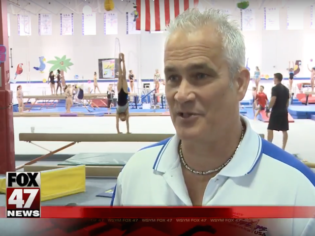 Michigan Attorney General Takes Over Investigation Of Former Olympic Gymnastics Coach John Geddert