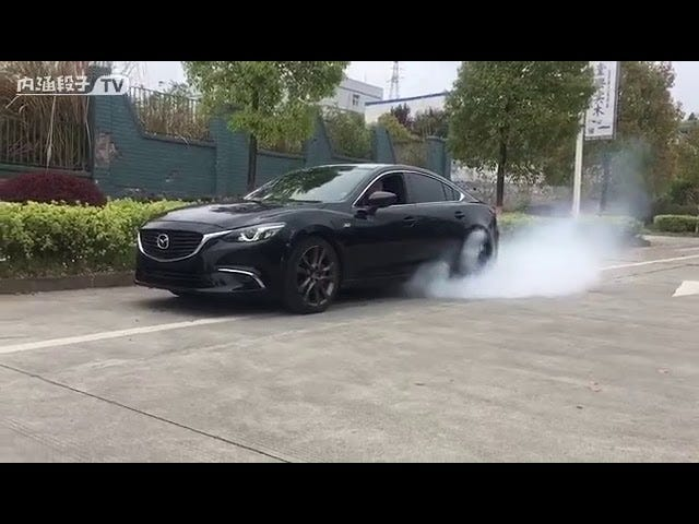 Holy sheet! Chinese, RWD ,V8 Swapped,Mazda 6