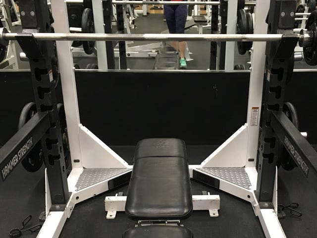 How to Bench Press Safely Without a Spotter