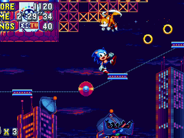 Sonic Mania έχει μια μυστική αστεία λειτουργία, και είναι τέλεια