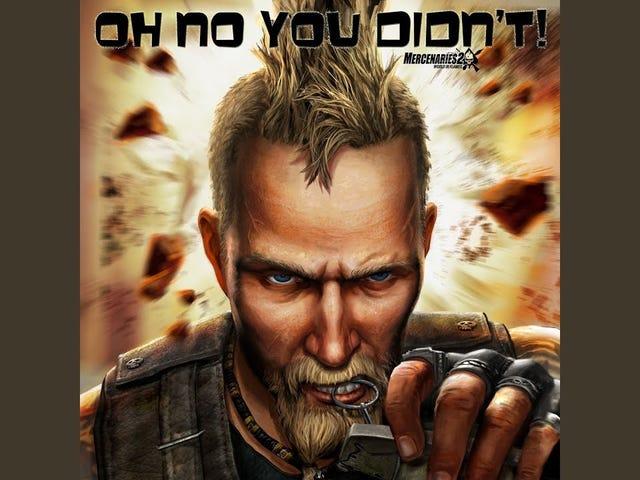 Track: Oh nein, hast du nicht (Mercenaries 2 Anthem) |  Künstler: Wojahn Bros |  Album: Oh nein, hast du nicht