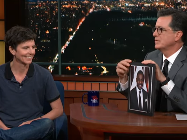 Tig Notaro shows Stephen Colbert that she genuinely doesn't know who anyone famous is