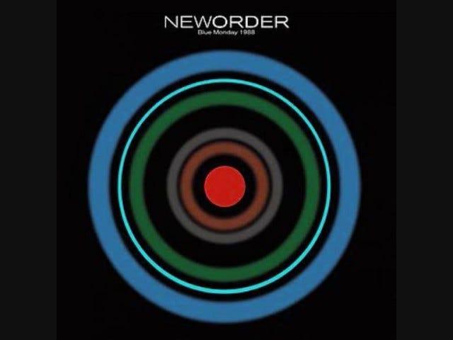 New Order -- 'Blue Monday'
