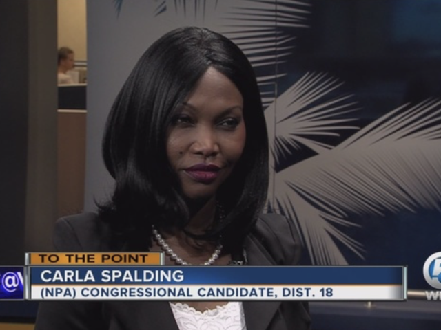 Well This is Awkward: Black GOP Candidate Claims She Can Win Because People Don't Want to Vote for 'Old White Men'