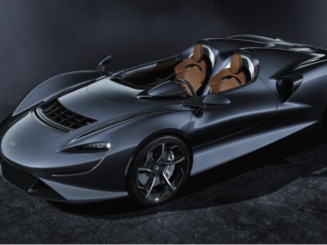 McLaren Elva κάποιος;