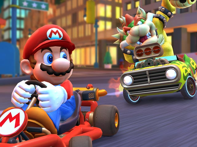 Mario Kart Tour Locks The Fastest Race Mode Behind A Paid Subscription