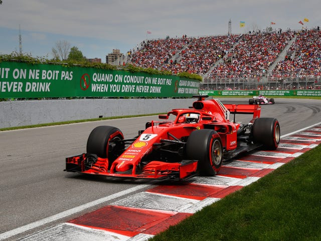 Here's What Happened With The Flag Blunder That Ended The F1 Canadian Grand Prix Two Laps Early
