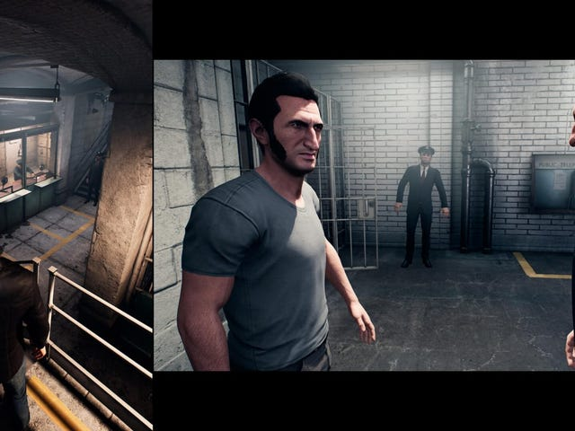 A Way Out Is The Perfect Game For Couples