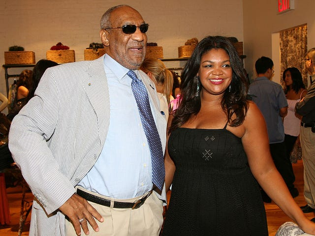 Bill Cosby's Daughter Says Her Father Is Not a Rapist