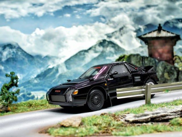 Lald Car Week 2018:黒い木曜日