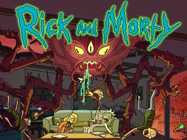 Женщина торгует пакетом соуса <i>Rick And Morty</i> Szechuan для автомобиля