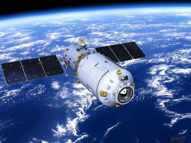 Kina lancerer med succes sit første fragt rumfartøj, Tianzhou-1