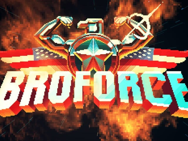 Yippie-Ki-Yay, You Can Get Four Copies of Broforce For Just $10 Today