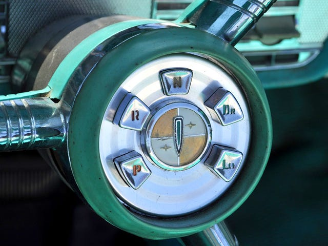 Bon sang, l'Edsel a essayé de ruiner les auto-shifters avant FCA?