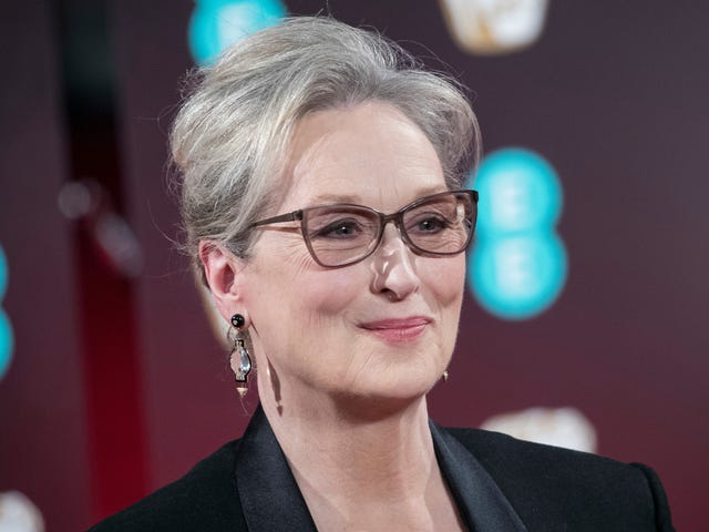 Breaking Into Acting Fucking Sucks, Says Meryl Streep