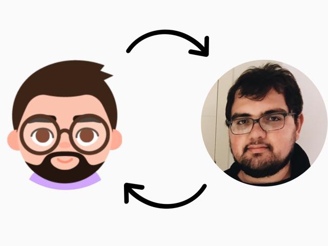 Hazte una fotoğraf con cantal aplicación in Google creará un emoji con tu cara